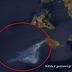 Η εικόνα της φλεγόμενης Ζακύνθου από το Διάστημα όπως την κατέγραψε η NASA