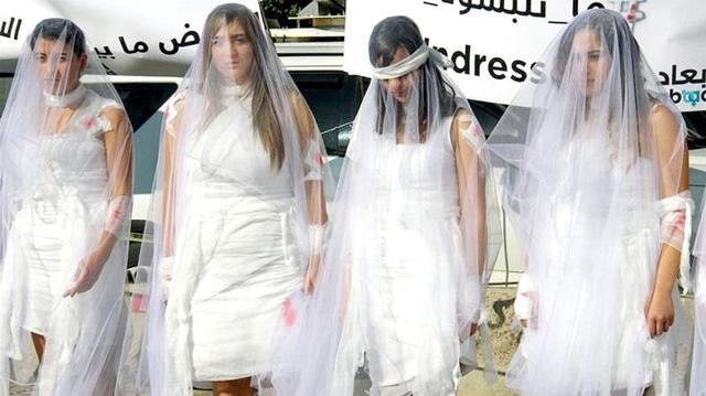 Nơi mà kẻ hiếp dâm có thể kết hôn với nạn nhân để thoát tội