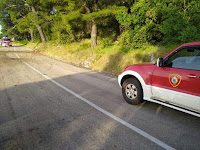 prometna nesreća Selca - Povlja slike otok Brač Online