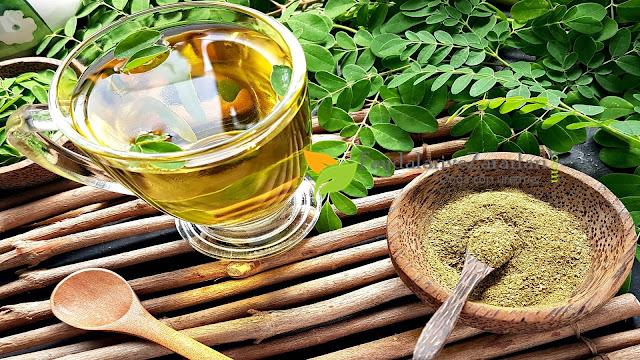 Moringa Çayı Fotoğrafı