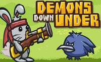 Demons Down Under Game