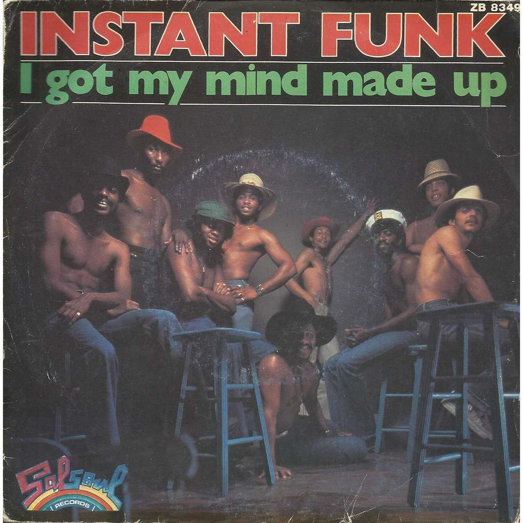 Instant Funk The Funk Is On : The porpor books sf and fantasy  i