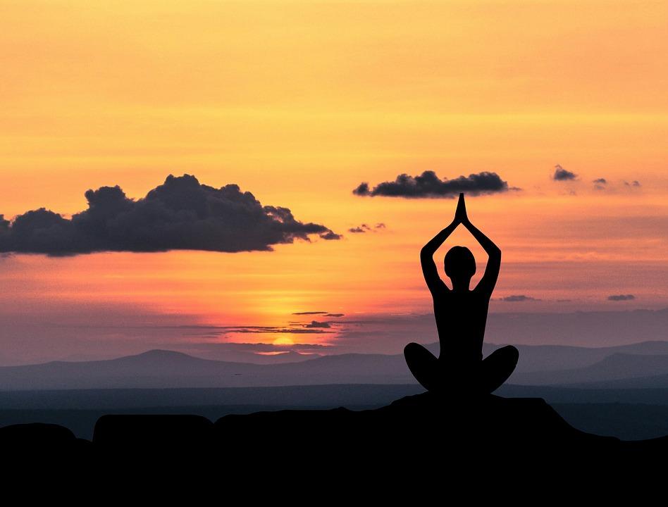 medytacja, relaks, zdrowie