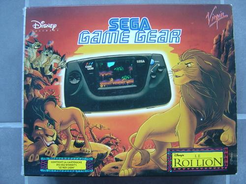 Gamegear rey leon
