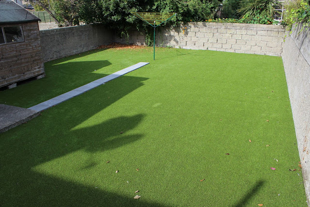 easy maintanance hard wearing lawn grass