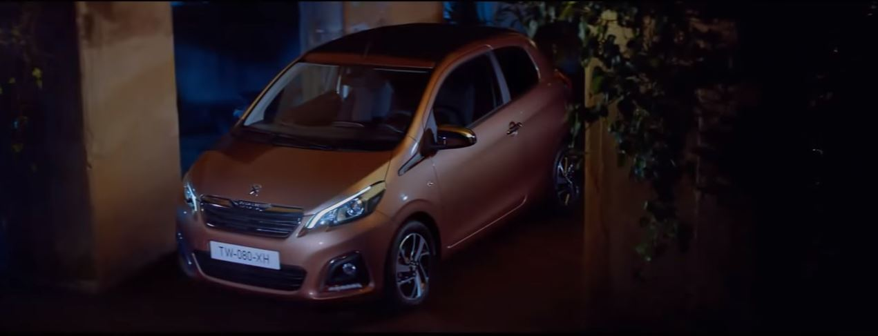 Canzone Peugeot 108 Show Your Talent | Luglio 2016