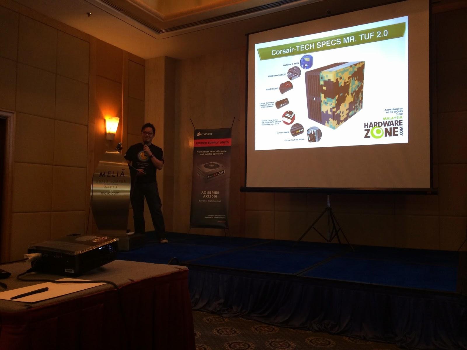 Coverage of Corsair Event @Melia Kuala Lumpur 27