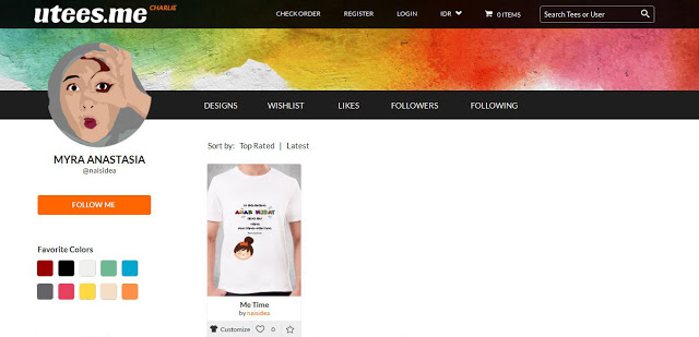 utees.me, kaos custom, custom tshirt, design kaos, print kaos, online tshirt creator