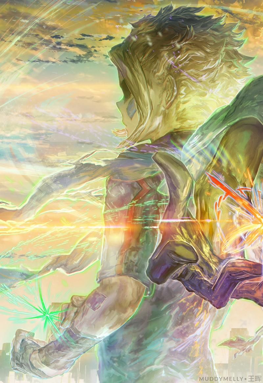Boku no Hero Academia – Chapter 152 : Lemillion