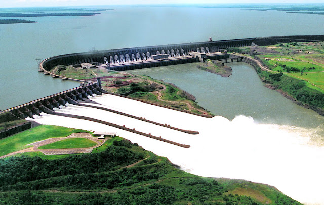 itaipu power dam