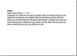 Good Break Up Letter
