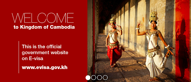 E-Visa for Cambodia