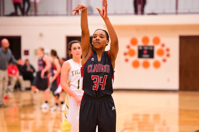 ELKMONT BASKETBALL: NEWS COURIER 2016 ALL COUNTY GIRLS