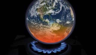 ¡El calentamiento global sigue en aumento!