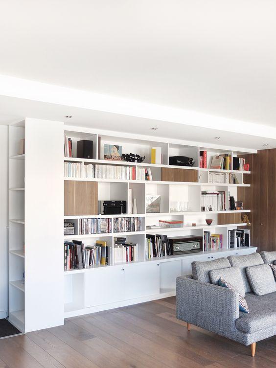 Bibliothèques design  nos 11 solutions préférées - Elle Décoration