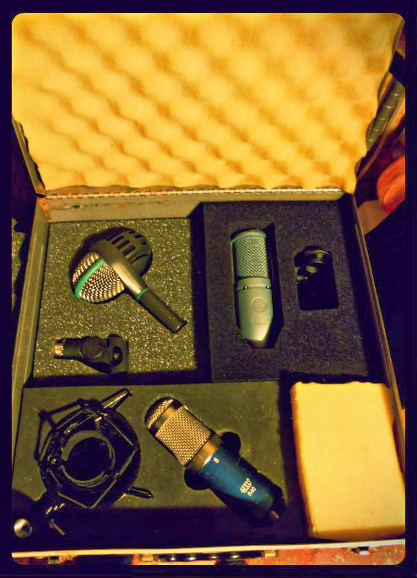 Ron S Wrecker Service Diy Microphone Case