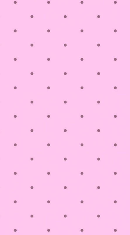 Pale Pink Polka Dot Wallpaper Wallpapers Minimalist