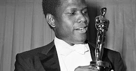 """Democrats are trying to cancel Sidney Poitier because he """"isn't black enough"""" (donsurber.blogspot.com)"""