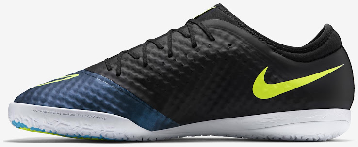 16df21ef0 ... promo code while the mesh area of the new blue nike mercurial x 2015  2016 football