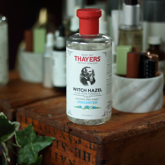 FLUORES: Most Purchased Skincare Item - Thayers Witch Hazel