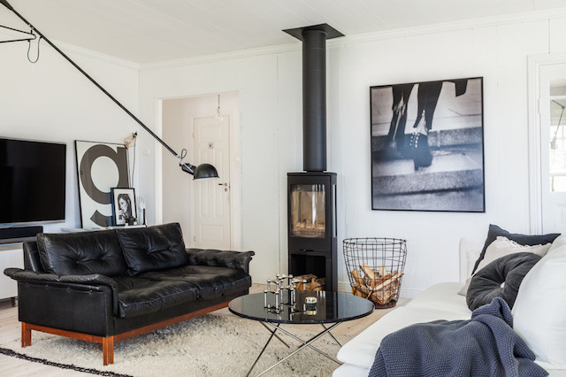 Therese Sennerholt Home : My scandinavian home a swedish home on a hill with lovely lake views