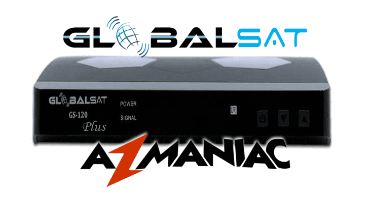 Globalsat GS-120 Plus ACM