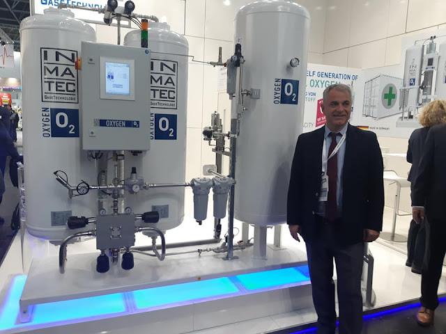 Νοσοκομείο Φιλιατών: Στην τελική ευθεία για προμήθεια γεννητριών παραγωγής ιατρικού οξυγόνου