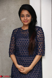 Dazzling Janani Iyer New pics in blue transparent dress spicy Pics 011.jpg