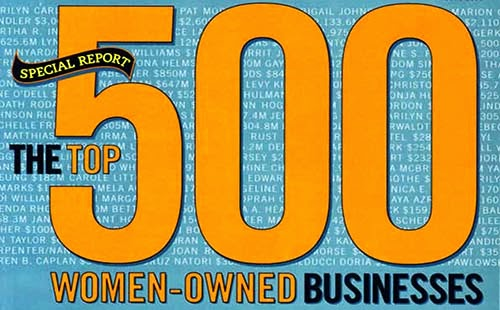 Top 500 Women-Owned Businesses