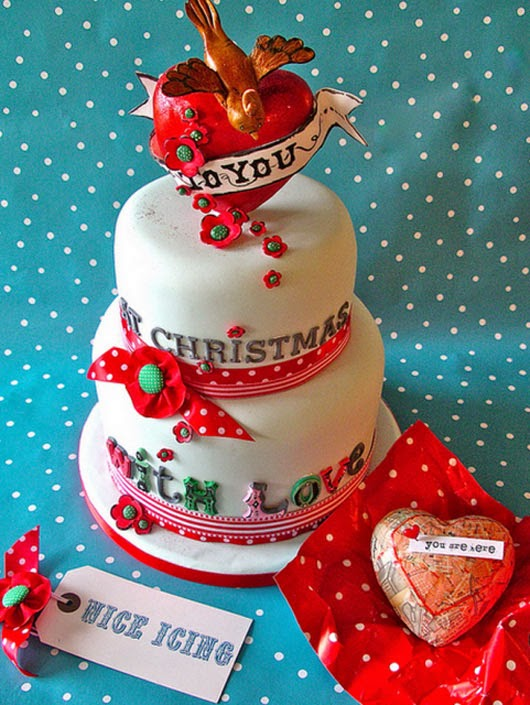 About Christmas Cake In Hindi