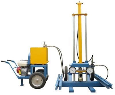 jual alat sondir hydraulic 10 ton di surabaya
