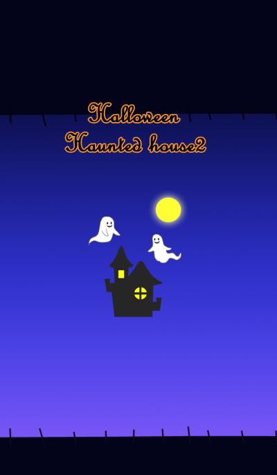 Halloween(Haunted house2)