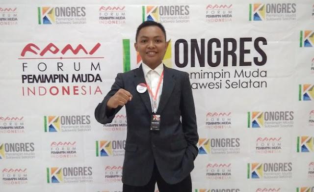 Pelajar Maros Ini Ikuti Kongres Pemimpin Muda Sulsel