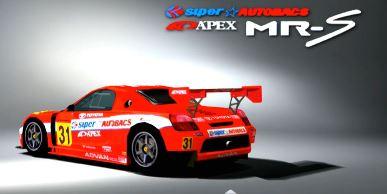 Toyota Super Autobacs APEX MRS 2000