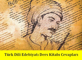 10. Sınıf Türk Edebiyatı Ders Kitabı Cevapları