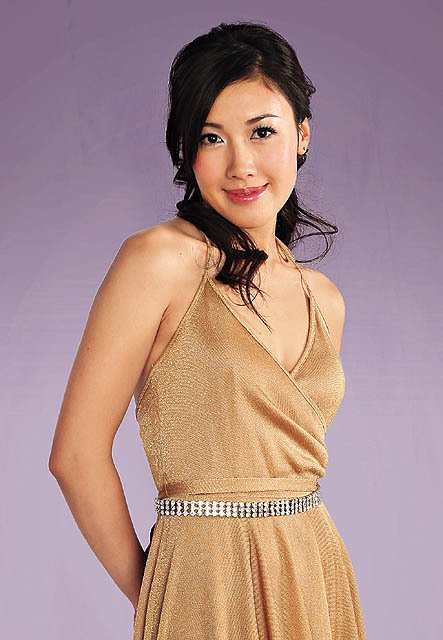 Hong Kong actress Selena Li Shi Yun (李诗韵 Lǐ shī yùn) / Selena Li Sze Wan (李詩韻)