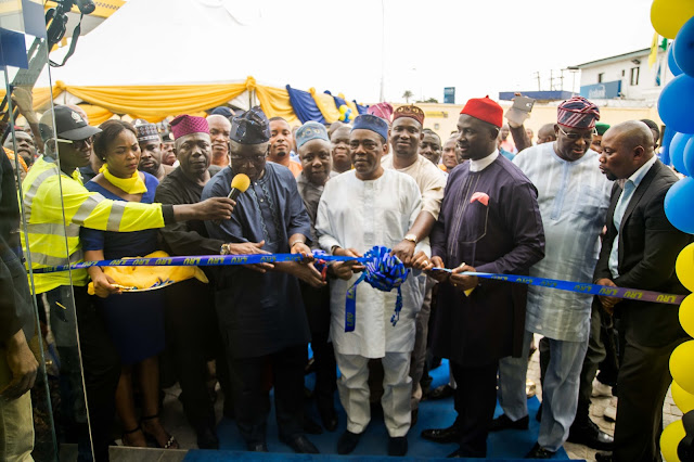 LRU launches new base on Ikorodu Road