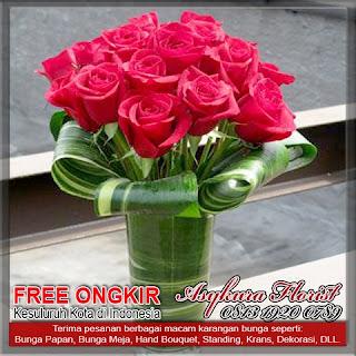 toko bunga vas Bekasi Utara kota bekasi