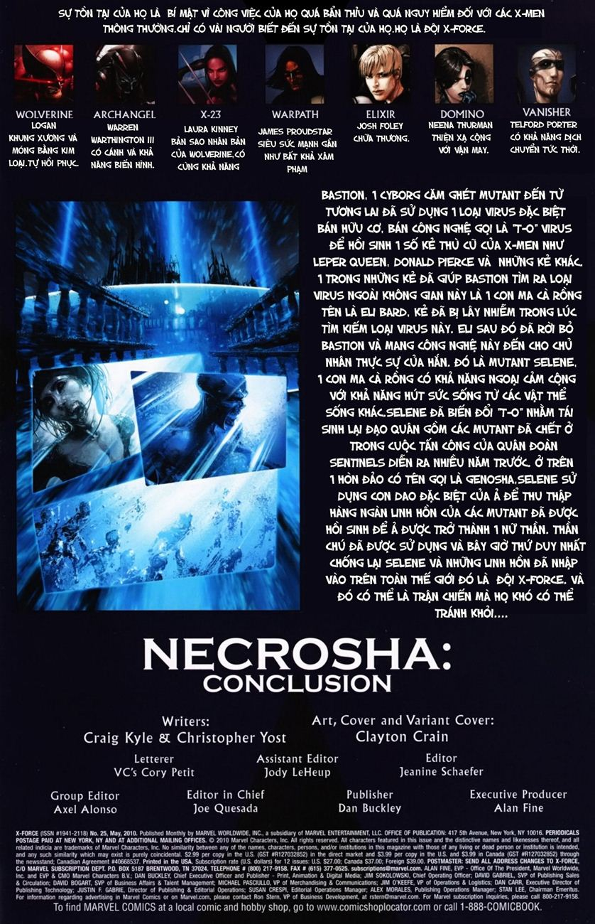 X-Men Necrosha chap 13 trang 2