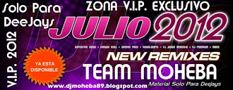 Musica Remix Julio 2012