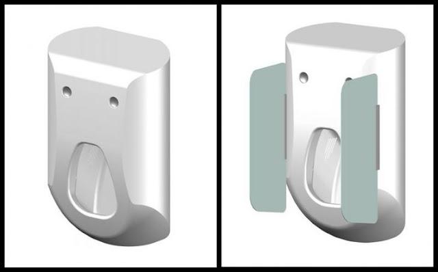 Prototipo de urinario lava y seca el pene en pocos segundos
