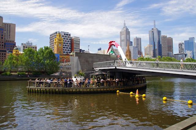 Ponyfish Island Bar Melbourne