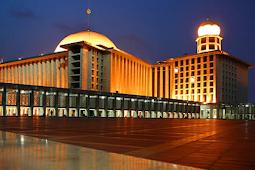5 Masjid Di Jakarta Yang Recommended Untuk Beri'tikaf