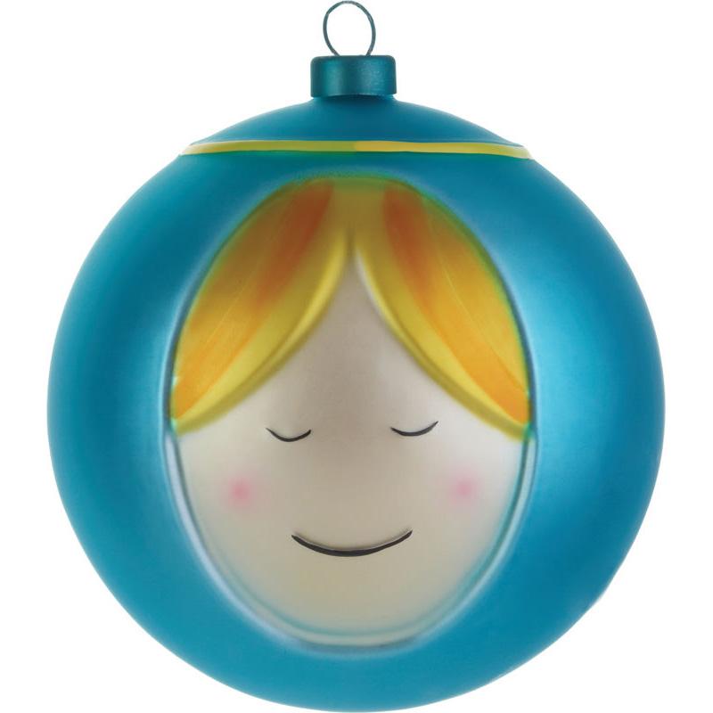Alessi Nativity Christmas Ornaments