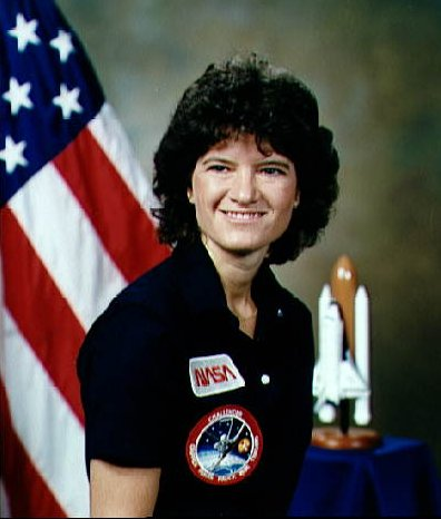 The Mad Professah Lectures: Sally Ride, 1st U.S. (Lesbian ...