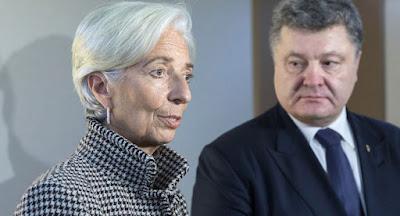 Миссия МВФ пока не собирается в Украину