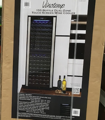 Costco 724757 - Vinotemp VT-155VCM-C Wine Cooler - great for any wine lover