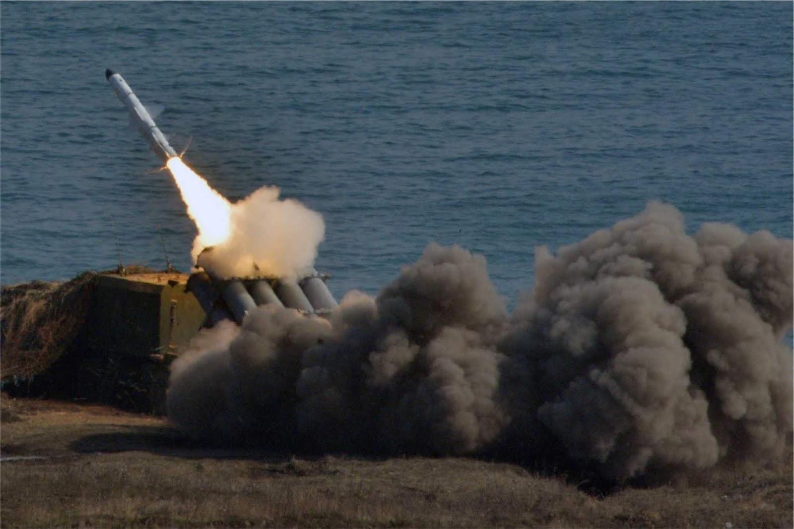 Rusia sedang mengembangkan rudal jelajah anti-kapal baru