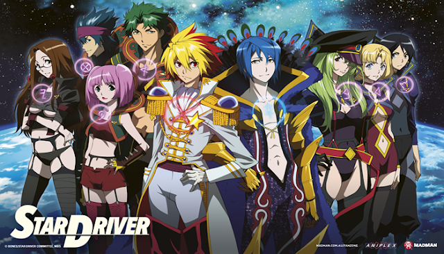 Download Star Driver Kagayaki no Takuto Subtitle Indonesia