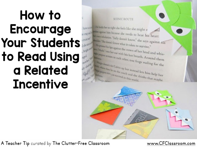 Are you wondering how to encourage students to read more? This classroom management tip will be helpful to elementary teachers.